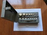 Комплект гирек Г- 4- 211,10 в коробке, фото №6