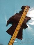 Топор молоток гвоздодёр 3/1, фото №3