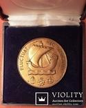 Франция, Памятная медаль 1995 г., фото №2