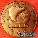 Франция, Памятная медаль 1995 г., фото №4