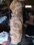 Куртка парка бушлат англия НАТО форма DDPM  пустыня Сахара, фото №6