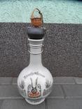 Кувшин бутылка для пива вина 2 L Стекло Германия лот 2, фото №2