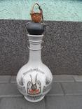 Кувшин бутылка для пива вина 2 L Стекло Германия лот 2, фото №3