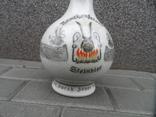 Кувшин бутылка для пива вина 2 L Стекло Германия лот 2, фото №12