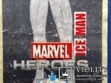Вкладыши Marvel №23, Trans formers №41., фото №6