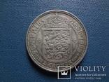 2 кроны 1923  Дания серебро   (N.1.10)~, фото №4