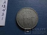 1 крона 1957  Швеция  серебро  (N.3.1)~, фото №4