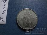 1 крона 1967  Швеция серебро (N.2.5)~, фото №4
