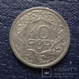 10 грош 1923  Польша   (N.5.4)~, фото №2