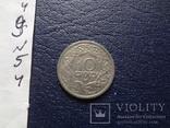 10 грош 1923  Польша   (N.5.4)~, фото №4