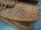 Сумка змеиная кожа питон, фото №3