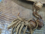 Сумка змеиная кожа питон, фото №13
