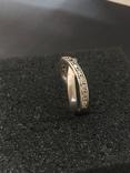 Серебряное кольцо, фото №7