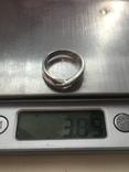 Серебряное кольцо, фото №8