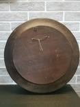Деревянная тарелка большая, фото №10