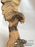Два орла. деревянная фигура, фото №8