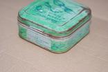 Коробка из под зубного порошка Мятный парфюмерно-стекольный комбинат г Николаев, фото №4