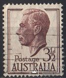 1951 - Австралия - Стандарт 3,5 Mi.215, фото №2