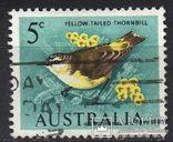1966 - Австралия - Стандарт - Птицы Mi.362, фото №2