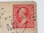 Марка на конверте, фото №2