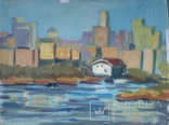 Город на реке., фото №2