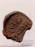 Предметы из копа времён царизма.(знаки, пломбы, печать и др.), фото №7