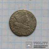 Трояк 1594 ( открытое кольцо и кольцо в POLONI ), фото №5