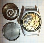Часы Para Neptun Bruchsicher Германия 1930 - 1940 годы на ходу., фото №5