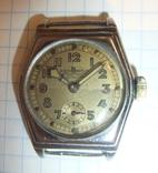 Часы Para Neptun Bruchsicher Германия 1930 - 1940 годы на ходу., фото №13