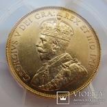 10 долларов 1913 г. Канада (AU58), фото №4