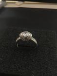 Серебряное кольцо, фото №5
