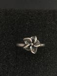 Серебряное кольцо, фото №4