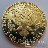 10 долларов 1984 г. США (Олимпиада ХХIII), фото №4