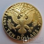 10 долларов 1984 г. США (Олимпиада ХХIII), фото №6