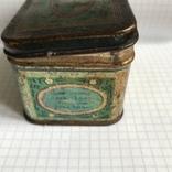 Жестяная коробка чай грузинский гост 1936-1946, фото №4