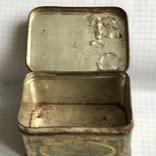 Жестяная коробка чай грузинский гост 1936-1946, фото №7
