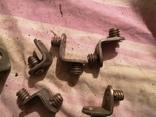 Угловые зажимы мебельные фурнитура СССР шкаф уголки, фото №11