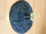 Скифское зеркало «Грифоны». Копия., фото №7