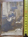 Старинные открытки с барышнями., фото №4