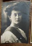 Старинные открытки с барышнями., фото №5
