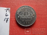 1 крона 2007 Дания    (Т.6.17)~, фото №4