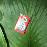 Жевательная резинка Оригинал Al-Fardos 1994 / Жвачка Синдбад Сирия Красная, фото №2