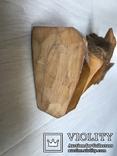 Орёл,16,5см( дерево) б/у, фото №7