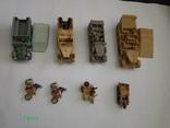 Техника для диорам , танки ,машины ,мотоциклы - масштаб 1-72\1-76, фото №5