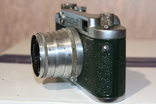 Фотоаппарат ФЭД 2(зеленый корпус)., фото №5