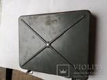 Кейс портфель армейский металический для инструментов саквояж, фото №11