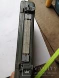 Кейс портфель армейский металический для инструментов саквояж, фото №13