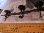 Ручки дверные мебельные фурнитура, фото №8