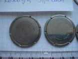 Крышка к часам 6 шт + 6 колец.Диаметр крышки 31.2 мм. Кольца 31.7 мм., фото №3