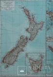 3 карты. Океания, Австралия. Andrees HandAtlas. 1921 год. 56 на 44 см (3)., фото №7